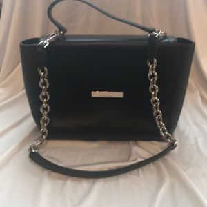 Tiffany & Co. Black Purse w/ removable strap
